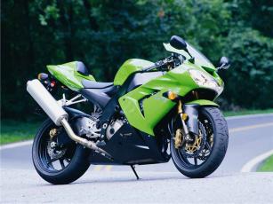 Картинка мотоциклы kawasaki