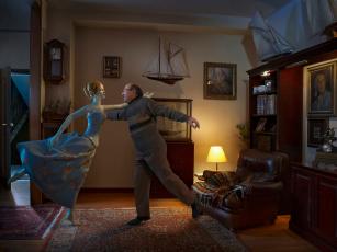 Картинка автор andrea melcangi мужчины unsort танец