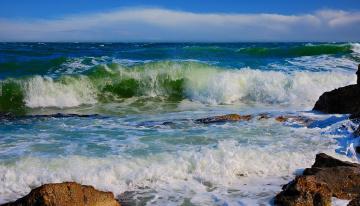 Картинка природа моря океаны