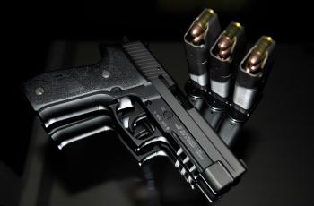 Картинка оружие пистолеты пистолет p226 sig-sauer