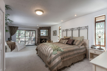 обоя интерьер, мебель, кровать