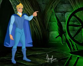 Картинка векторная+графика мультфильмы+ cartoons принц
