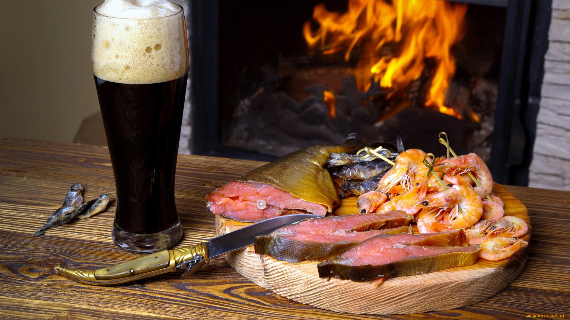 Картинки пива и рыбы в хорошем разрешении, днем