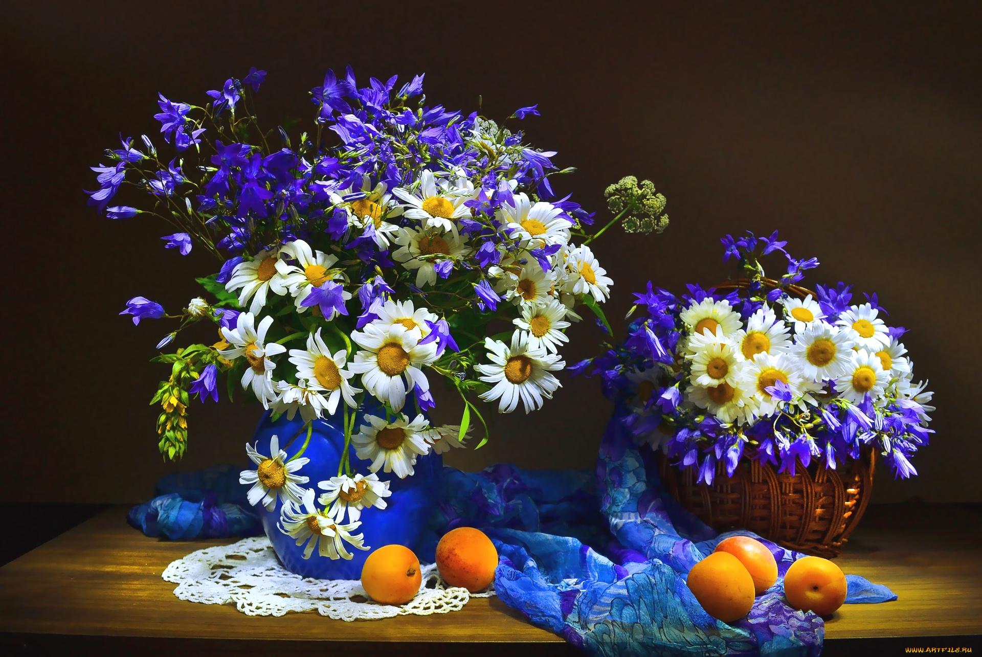 Картинки с полевыми цветами поздравительные