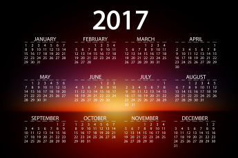 обоя календари, природа, календарь