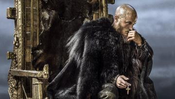 обоя кино фильмы, vikings , 2013,  сериал, travis, fimmel