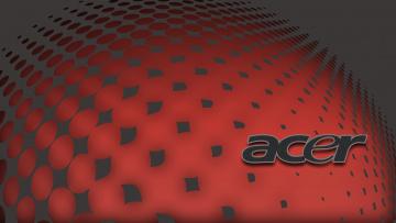 обоя компьютеры, acer, фон, логотип