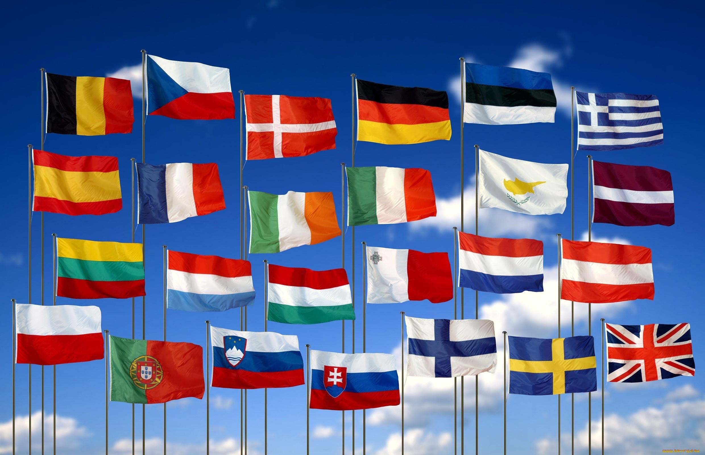 Картинки флагов стран