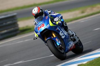 Картинка спорт мотоспорт suzuki motogp