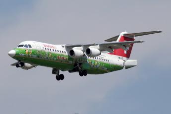 Картинка bae+avro+100 авиация пассажирские+самолёты авиалайнер