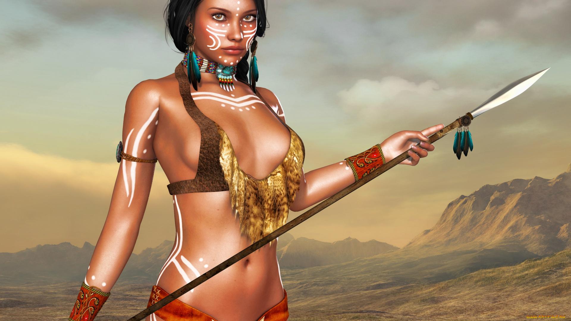 Красивые амазонки картинки