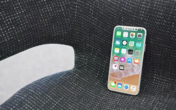 обоя бренды, iphone, new, x, 8, новый, айфон