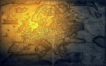 Старая карта бесплатно
