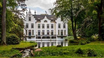 Картинка дворец ставерден голландия города дворцы замки крепости парк