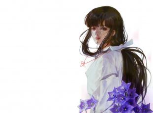 Картинка аниме inuyasha кикио