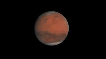 обоя космос, марс
