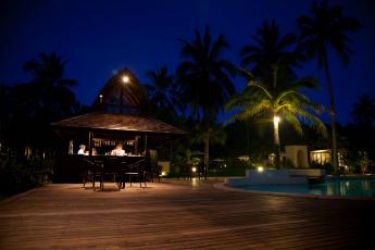 Картинка koh samui thailand интерьер бассейны открытые площадки курорт тропики бассейн