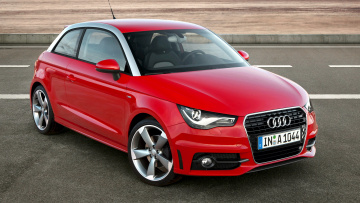 Картинка audi a1 автомобили германия легковые ag концерн volkswagen group