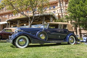 Картинка 1933+cadillac+452c+convertible+sedan автомобили выставки+и+уличные+фото выставка автошоу
