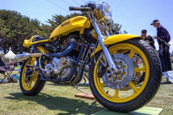 Картинка 1969+norton+p11 мотоциклы norton байк