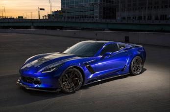 обоя 2014-corvette-427-lt1, автомобили, corvette