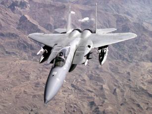 Картинка f15c авиация боевые самолёты