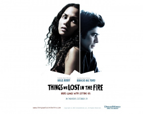 Картинка things we lost in the fire кино фильмы