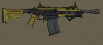 Картинка рисованное армия оружие