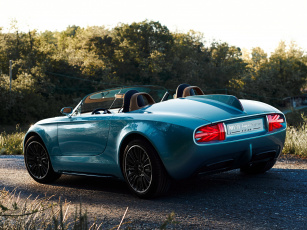 обоя mini superleggera vision 2014, автомобили, mini, 2014, vision, superleggera
