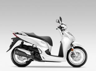 Картинка мотоциклы мотороллеры honda