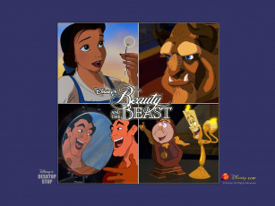 Картинка мультфильмы beauty and the beast