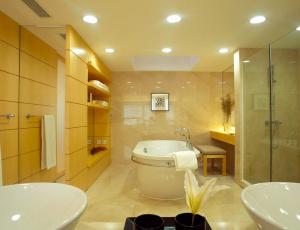 ванные и туалетные комнаты фото