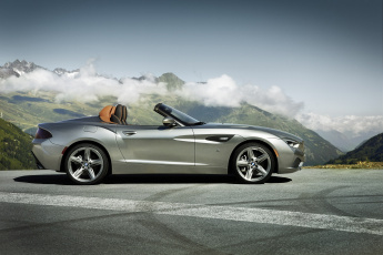 Картинка автомобили bmw roadster zagato