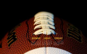 Картинка календари спорт шнуровка регби мяч