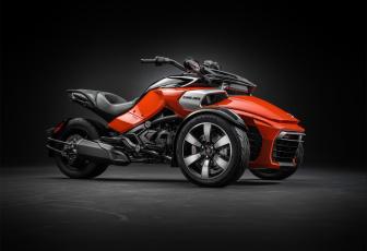 Картинка мотоциклы трёхколёсные+мотоциклы tryke