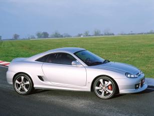 обоя mg gt concept 2004, автомобили, mg, gt, 2004, concept