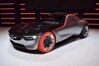 обоя opel gt static concept 2016, автомобили, opel, 2016, concept, static, gt