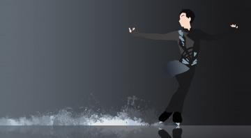 обоя аниме, yuri on ice, юри