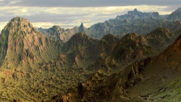 обоя природа, горы