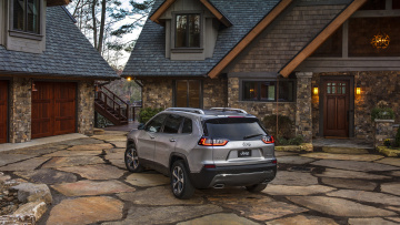 Картинка jeep+cherokee+limited+2019 автомобили jeep 2019 limited cherokee