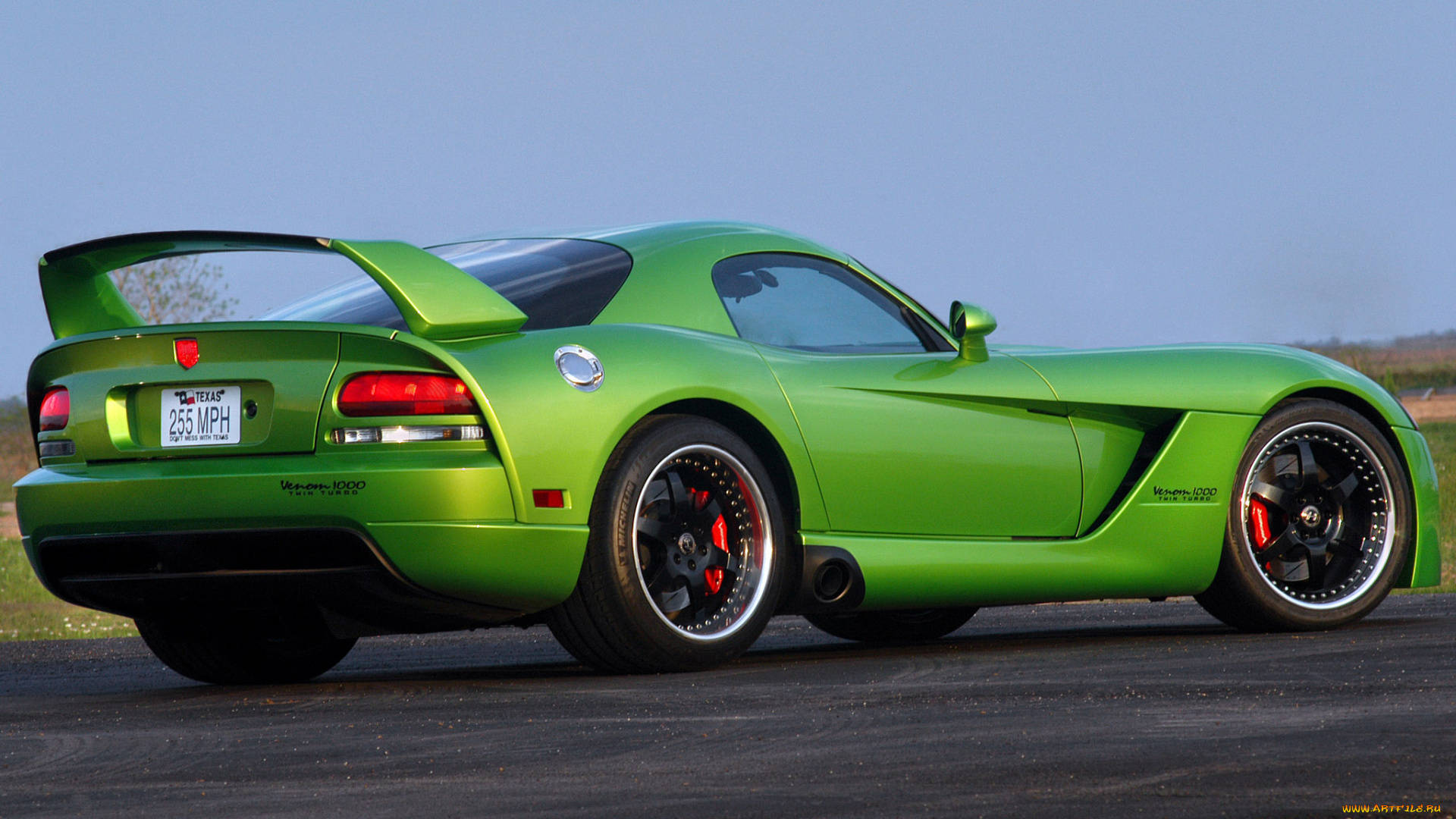 Dodge viper venom wallpaper