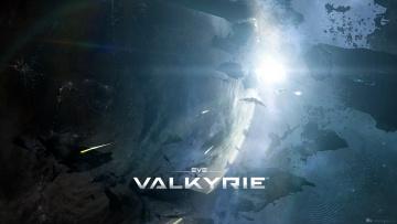 Картинка eve +valkyrie видео+игры -+eve valkyrie шутер action
