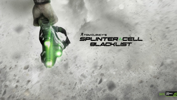 Картинка видео+игры tom+clancy`s+splinter+cell +blacklist шутер blacklist action tom clancy`s splinter cell