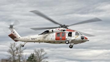 Картинка mh-60s+knighthawk авиация вертолёты вертушка