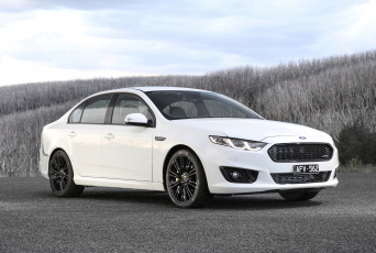 обоя автомобили, ford, falcon, sprint, xr6, turbo, au-spec, fg, 2016г