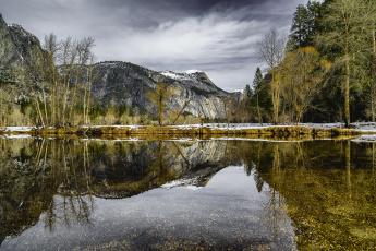 обоя природа, реки, озера, горы, лес, река