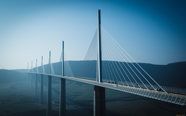 Мост над дорогой  № 2225375  скачать