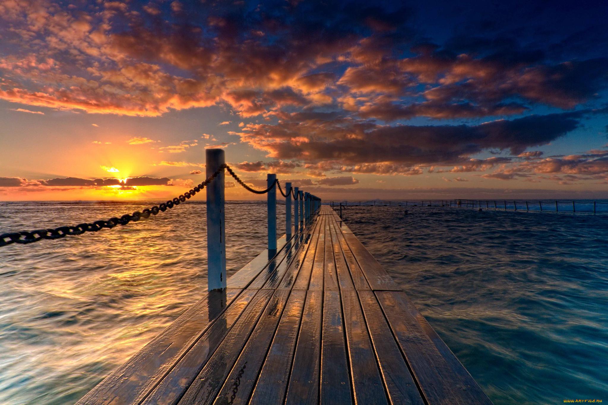 мостик к морю скачать