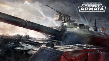 обоя видео игры, armored warfare, симулятор, armored, warfare, action