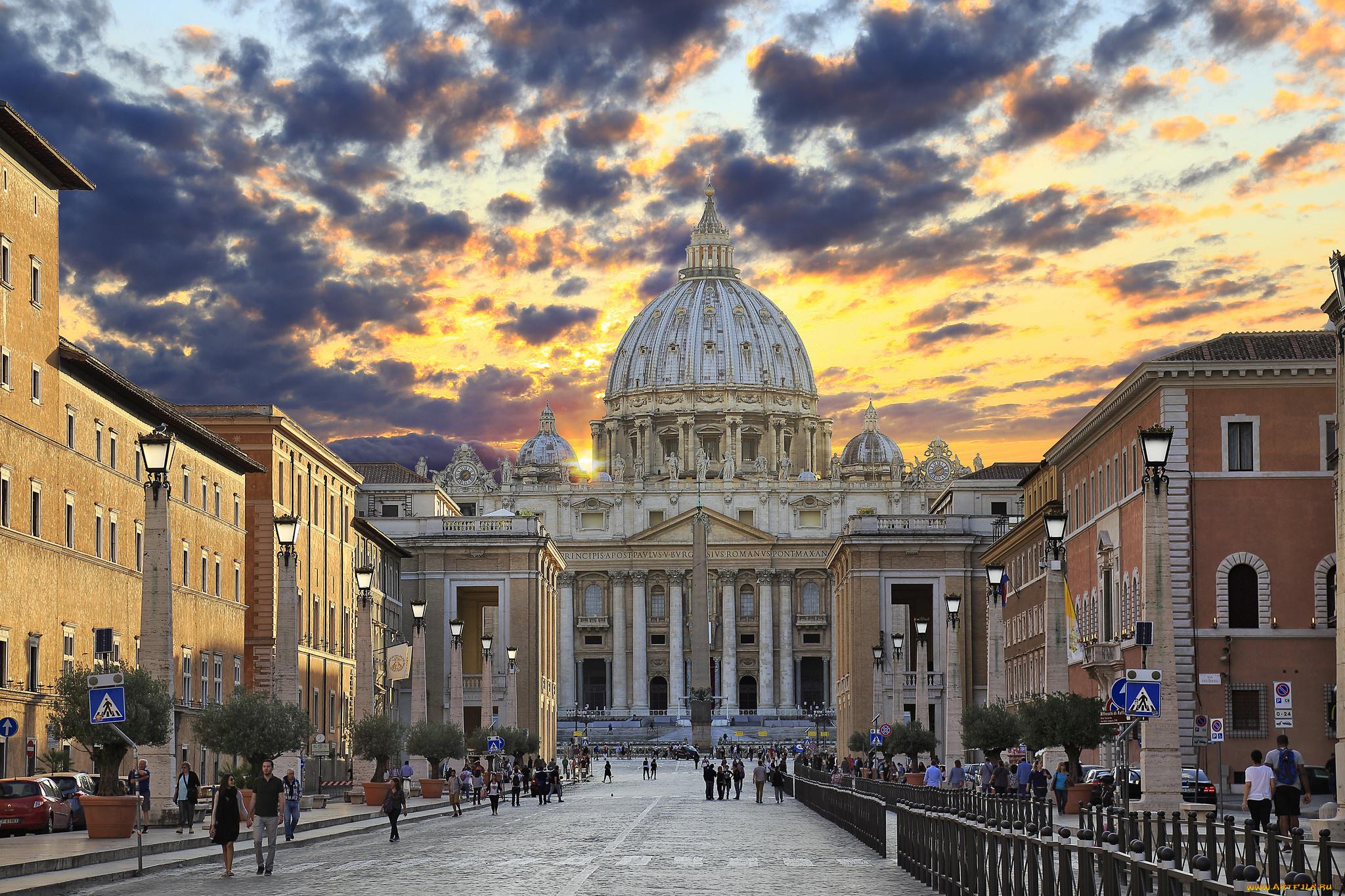 Картинки о ватикане